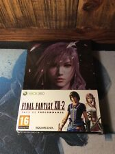 G1 steelbook français précommande pack final fantasy 13-2 scellé no game