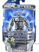 Real Steel Atom figures Twin Cities Midas Zeus Noisy Boy ( Atom ) Free Shipping