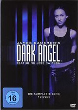 Dark Angel: Die komplette Serie 12 [DVD] NEU DEUTSCH Alle Episoden