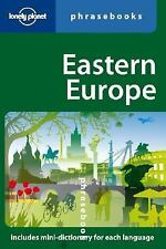 Eastern Europe: Lonely Planet Phrasebook Ronelle Alexander, Lonely Planet Phras