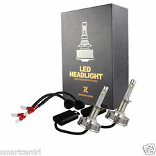 2x H1 12V cree voiture led ampoule de phare kit en stock uk