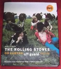 THE ROLLING STONES ON CAMERA, OFF GUARD 1963-69 ~Mark Hayward ~ WITH DVD