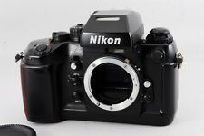 【EXCELLENT+++++】 Nikon F4 Late Model 35mm SLR Film Camera Body from Japan #1340