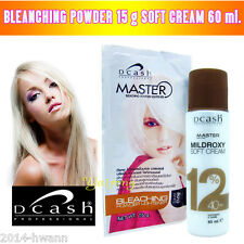 White Hair Bleaching  LighteBleaching Dye Powder Toner Lightener  DCASH MAESTER