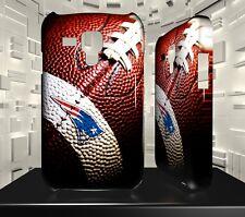 Coque rigide pour Samsung Galaxy S3 Mini New England Patriots NFL Team 03