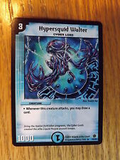 Duel Masters TCG - DM-02 Evo-Crushinators - Hypersquid Walter 16/55