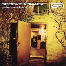 GROOVE ARMADA-Goodbye Country (Hello Nightclub)  CD NEW