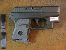Sand Paper Pistol Grips for the Ruger LCP 380 Without Trigger Guard Laser