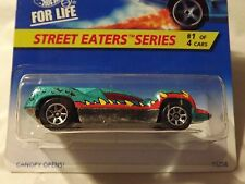 1995 Vintage HOT WHEELS_Street Eaters Series_SPEED MACHINE_#412_7SPK_M/M_MOC