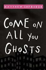Come on All You Ghosts-ExLibrary