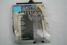 halloween costume boys scary ghost chains party dress up
