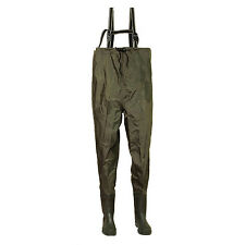 FISHING STALKING CHEST WADERS.STREAM.RIVER.SEA.SIZE 11