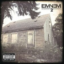 EMINEM CD - THE MARSHALL MATHERS LP2 [EXPLICIT](2013) - NEW UNOPENED - RAP