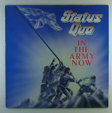 """12"""" LP-status quo-in the Army Now-l5299c-Slavati & cleaned"""