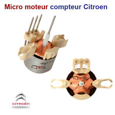 Micro moteur compteur Citroen Berlingo C5 Evasion jauge carburant ou temperature
