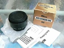 NIKON PK-13 AUTO EXTENSION RING / TUBE Ai for NIKON MICRO 55MM F2.8 / F3.5 LENS