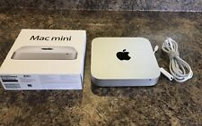 2012 Mac Mini 2.3GHz Quad Core i7 16GB RAM 256GB SSD boot + 1TB HDD MD388LL/A