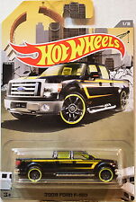 HOT WHEELS RAD TRUCK SERIES 2016 - 2009 FORD F-150 1:64