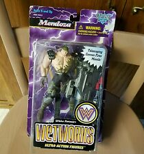 McFarlane Toys Mendoza Whilce Portacio's Wetworks Ultra Action Figure