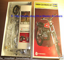 YAMAHA 250 DT/1 Enduro 1/10 Moto/rcycle maquette HASEGAWA Made in JAPAN
