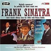 Frank Sinatra - Three Classic Albums from the 1950s - 2008 - Brand New 2CD