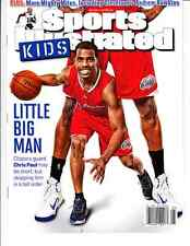 May 2015 Chris Paul Los Angeles Clippers Sports Illustrated For Kids NO LABEL