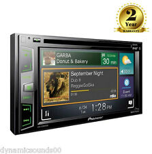 "Pioneer AVH-X3800DAB 6.2"" Screen DAB+ Bluetooth DVD USB iPod iPhone Car Stereo"