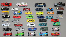42x Modellauto Welly und Hot Wheels Scale 1:64 und 1:40 Konvolut - . - (322)