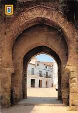 Spain Ronda Malaga Almocabar Door Puerta de Almocabar