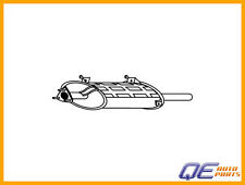 Suzuki Swift 1990 1991 1992 1993 1994 Exhaust Muffler OPparts 25150003
