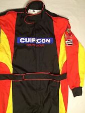 Auto Racing Suit/overalls/shiny Karting suits CIK/FIAHomologated Size 56