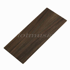 1 piece Guitar Head Veneer Headplate Headstock Indian Rosewood 20x8.7cm