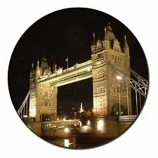 London Tower Bridge Print Fridge Magnet Stocking Filler Christmas Gif, PLA-LO1FM
