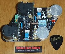 Gibson Les Paul Studio HP CTS Pot Push Pull Control Guitar Parts Quick Connect T