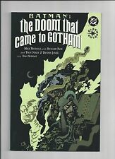 Batman:The Doom That Came To Gotham #2 (of 3) Mike Mignola Art DC Elseworlds VF