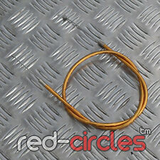 GOLD 47cc / 49cc Minimoto Mini Moto Dirt Bike throttle accelerator cable