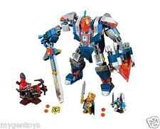 2 in 1 NEXO Knight The King's Mech SY565 with LEGO Compatible