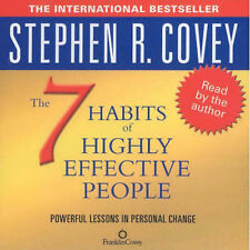 The 7 Habits Of Highly Effective People by Stephen R. Covey (CD-Audio, 2005)