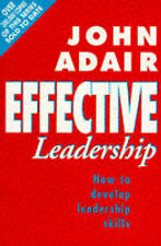 Effective Leadership: How to Develop Leadership Skills,ACCEPTABLE Book