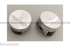 Ford/Mercury 289 302 Speed Pro Hypereutectic Pistons+MOLY Rings 9.3:1 30