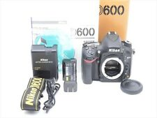 Mint! Nikon D600 24.3 MP CMOS FX-Format Digital SLR Camera Body #3241