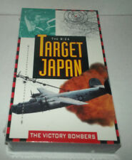NEW B-24 Victory Bomber Trilogy Target Japan VHS Video - NEW