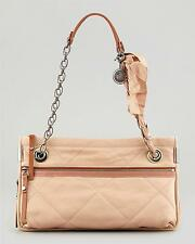 Lanvin Amalia Medium Quilted Shoulder Bag, Neutral Retail $2,450 NEW