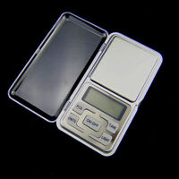 Portable 500g/0.1g Mini Digital Scale Jewelry Pocket Balance Weight LCD s080