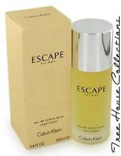 Treehousecollections: Calvin Klein CK Escape EDT Perfume Spray For Men 100ml