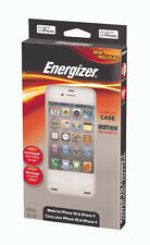 Energizer PP-IP4SW iPhone 4S and iPhone 4 Charging Case (White)
