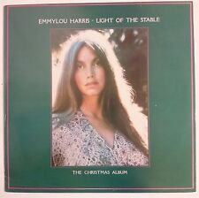 Emmylou Harris Light Of The Stable - The Christmas album LP UK 1979