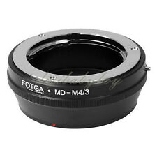 Fotga Minolta MD Lens to Micro 4/3 Adapter for E-P5 E-PM2 E-PL3 GF1 G6 GX7 GH3