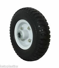 2,50 - 4 / 220 X 60 Puncture PROOF Sack TRUCK Ruota Jockey TROLLEY CARRELLO 20mm Bore