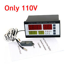 ✔ ✔ ✔ Xm-18 controller automatic multifunction incubator management system 110v